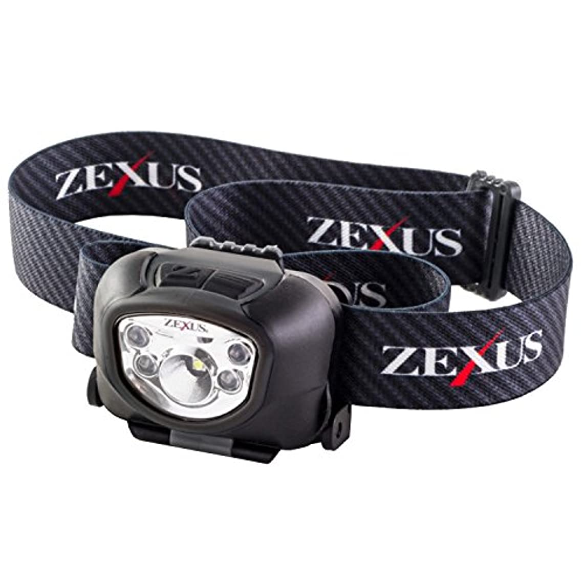 泣いているタイムリーな個人的に冨士灯器 ヘッドライト ゼクサス ZX-260 ブラック