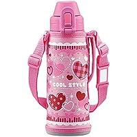 象印 ( ZOJIRUSHI ) 水筒 直飲み スポーツタイプ ステンレスクールボトル 0.52L ピンク SD-AL05-PA