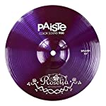 PAISTE COLOR SOUND 900 SP10 ROSELIA 10インチ バンドリ! Roseliaコラボレーション スプラッシュシンバル