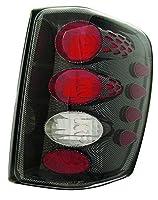 IPCW CWT-CE5002CF Crystal Eyes Carbon Fiber Tail Lamp - Pair [並行輸入品]