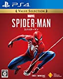 【PS4】Marvel's Spider-Man Value Selection 画像