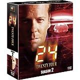 24 -TWENTY FOUR- シーズン2 (SEASONSコンパクト・ボックス) [DVD]