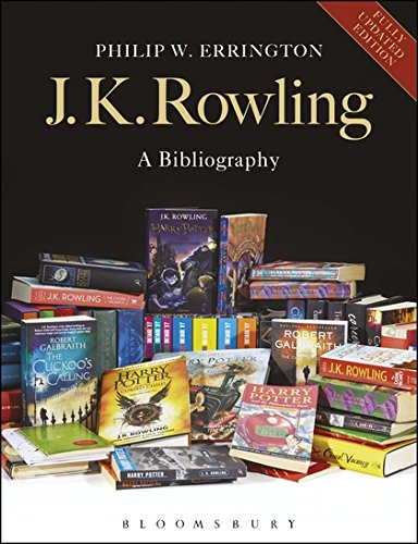 Download J. K. Rowling: A Bibliography 1474297250