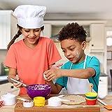 CrEATive Kitchen Junior Chef Set by Horizon Group USA 画像