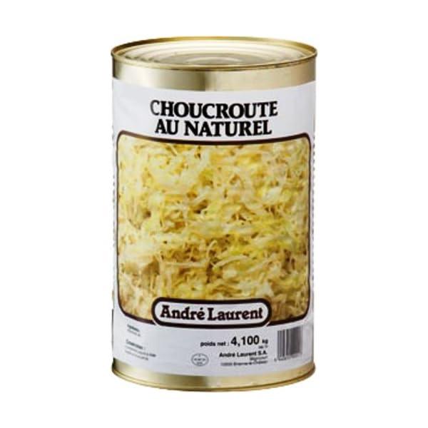 アンドレ・ローラン社 シュークルートナチュラル 5Lの商品画像