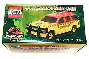 ジュラシック パークカー USJ限定デザイン USJ公式 トミカ パークパトロールカー ツアーカー
