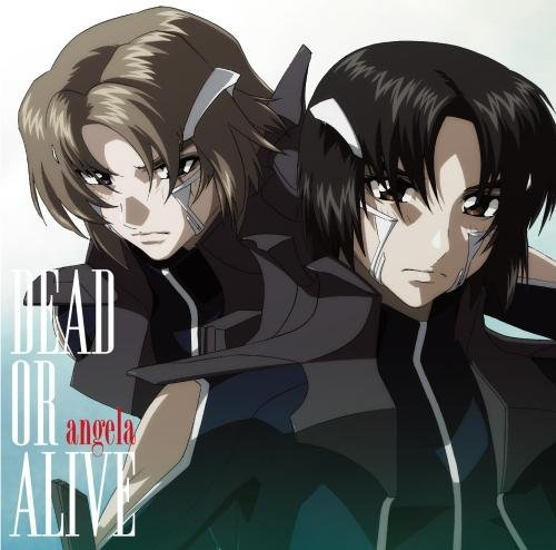 DEAD OR ALIVE(アニメ盤)の詳細を見る