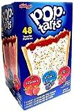 ケロッグKellogg's Frosted Variety Fruit Pop Tarts /ポップタルト フルーツバラエティ 48 pack 並行輸入品