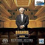 ブラームス:交響曲第1番/ドヴォルザーク:序曲「謝肉祭」