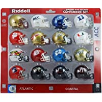 Riddell(リデル) NCAA ACC Pocket Size Conference 16 Piece ヘルメットセット -