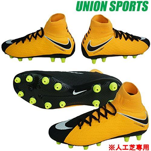 ナイキ NIKE ユニセックス サッカー スパイクシューズ ハイパーヴェノムファタルIII DF AG-PRO 860644-801 レーザーオレンジ/ホワイト/ブラック/ボルト