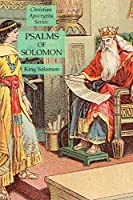 Psalms of Solomon: Christian Apocrypha Series