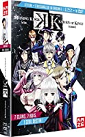 K 劇場版(K MISSING KINGS)+シーズン2(RETURN OF KINGS 第1-13話)コンプリートBOX [DVD+Blu-ray コンボ Region B/2 PAL] [Import]
