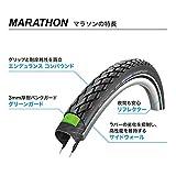 SCHWALBE(シュワルベ) 【正規品】マラソン 20×1.50 クリンチャータイヤ 【ツアー・ツーリング・小径車・街乗り】 画像