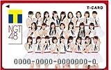 NGT48 Tポイントカード