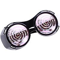 BESTOYARD 眼鏡 メガネ コスチューム 面白い コスプレ 黒い パーティー 宴会 余興 おもちゃ