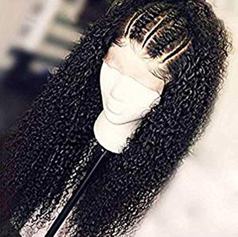 証明シリアル笑9a女性人毛レースフロントかつら水波未処理のバージンヘアかつらブラジル水波髪130%密度