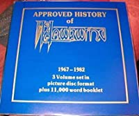Hawkwind-Approved History Of Hawkwind 1967-1982 3 Picture Disc Set