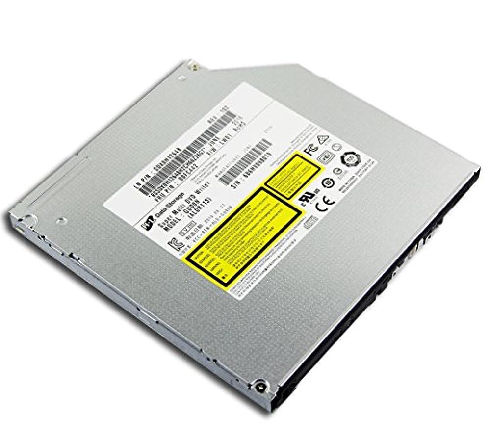 アルカトラズ島虚弱細菌新しいfor hl-dt-st DVDRAM gud0 Nノートパソコン内部スーパーマルチ8 x DVD RW DL Burner Dual Layer 24 x CD - Rレコーダー9.5 MM SATA tray-loadingスリム光学ドライブ