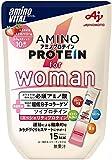 味の素KK 「アミノバイタル アミノプロテイン」for woman ストロベリー味 10本入