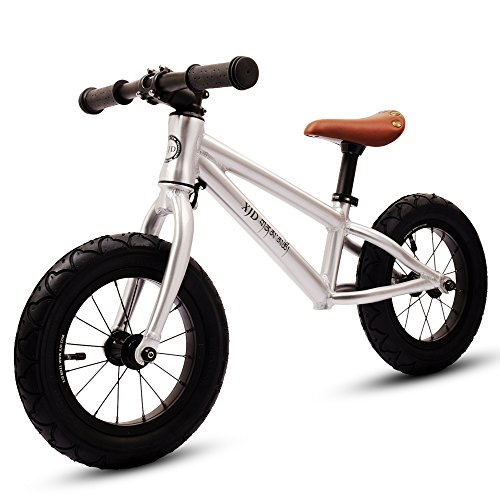 XJD バランスバイク 子供用 ペダルなし自転車 ゴムタイヤ...