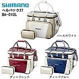 シマノ へらバッグ へらバッグXT BA-012L パールホワイト 50L