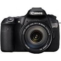 Canon デジタル一眼レフカメラ EOS 60D レンズキット EF-S18-135mm F3.5-5.6 IS 付属 EOS60D18135ISLK