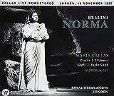 ベッリーニ:歌劇「ノルマ」全曲(1952年ロンドン、ライヴ)