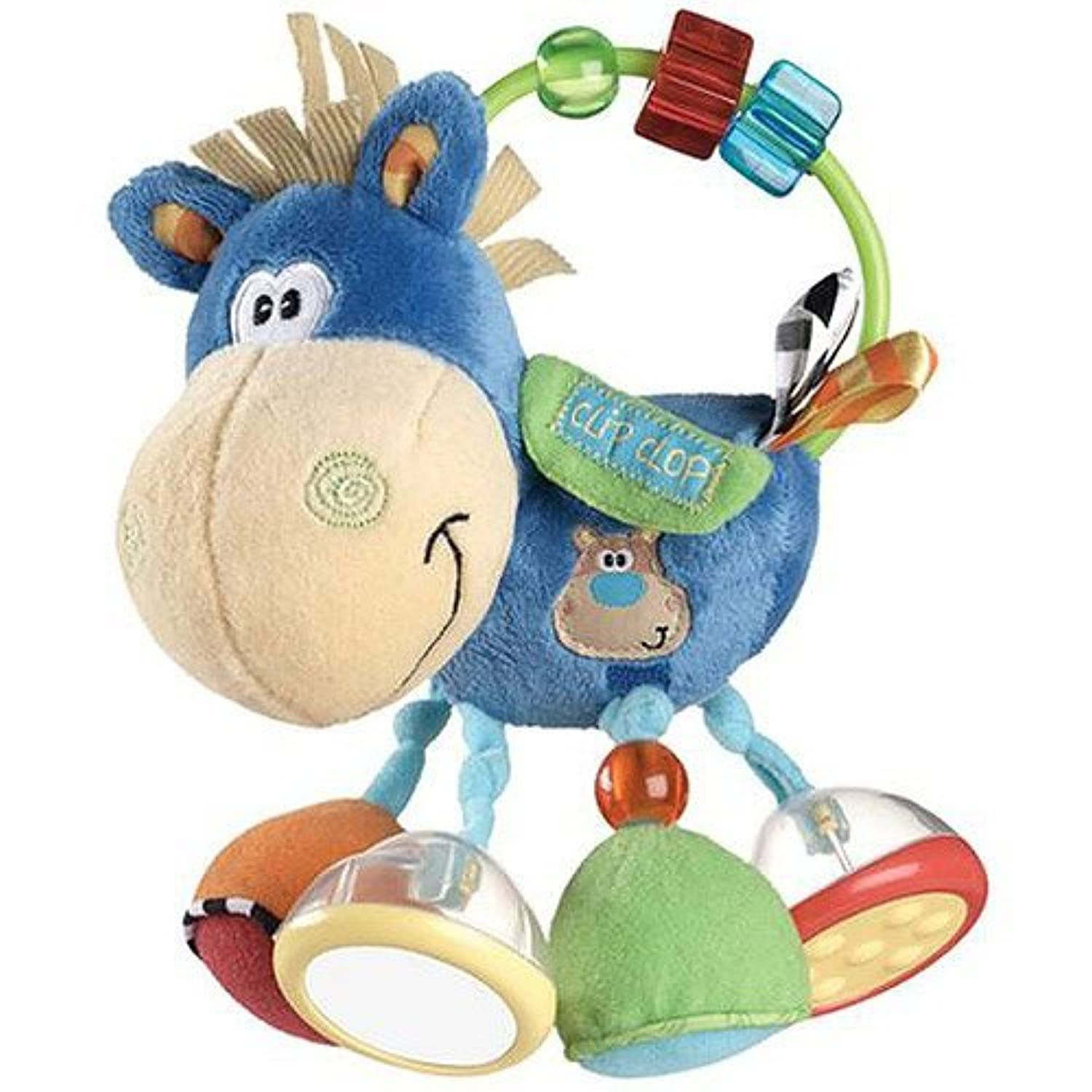 Playgro Activity Rattle by PlayGo [並行輸入品]