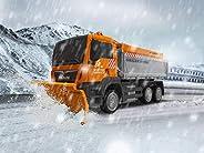 ドイツレベル レベルコントロール RCミニ 除雪トラック 27MHz 電動ラジオコントロール 23487