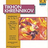 Symphony 2 / Violin Concerto 1