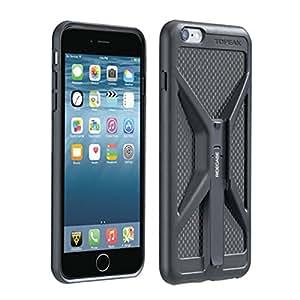 トピーク ライドケース (iPhone 6Plus用) セット ブラック(BAG31900)