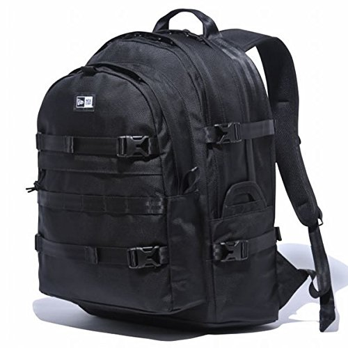 30416ff3081e (ニューエラ)NEWERA リュック Carrier Pack 【11404494】Black - amazon