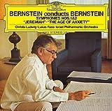 バーンスタイン:交響曲第1番「エレミア」&第2番「不安の時代」 画像