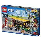 レゴ(LEGO)シティ バス停留所 60154