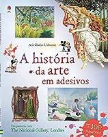História da Arte em Adesivos