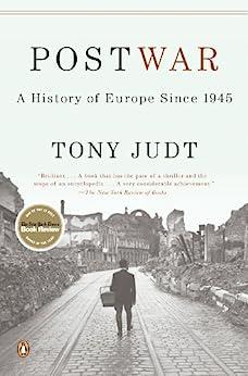 Postwar: A History of Europe Since 1945 by [Judt, Tony]