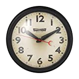 ART WORK STUDIO Engineered-clock [BK/VI ブラック+ビンテージ] TK-2072