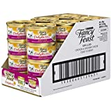 Fancy Feast Delights with Cheddar Chicken Wet Cat Food, 24x85g