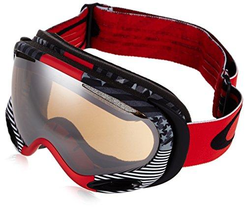 OAKLEY(オークリー) スキー・スノーボードゴーグル A frame 2.0 エーフレーム2.0 59-652J Future Primitive Anthem Red アンセムレッド