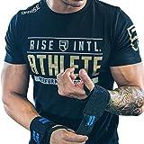 [Manatsulife] メンズ トレーニングウェア Tシャツ ストレッチ 半袖 スポーツシャツ 筋トレ フィットネス DT-07