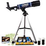 Discover with Dr. Cool Lunar Telescope for Kids – Explore The Moon and Its Craters, (2018 Release)