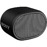 ソニー SONY ワイヤレスポータブルスピーカー SRS-XB01 B : 防水 Bluetooth スマホなしで操作可能 ストラップ付属 2018年モデル ブラック