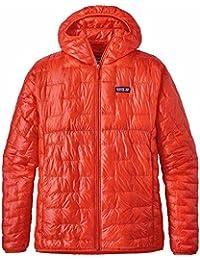 (パタゴニア) Patagonia メンズ アウター ダウンジャケット Micro Puff Hooded Insulated Jackets [並行輸入品]