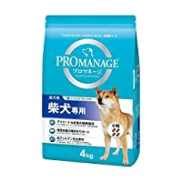 プロマネージ 成犬用 柴犬専用 4kg×2コ