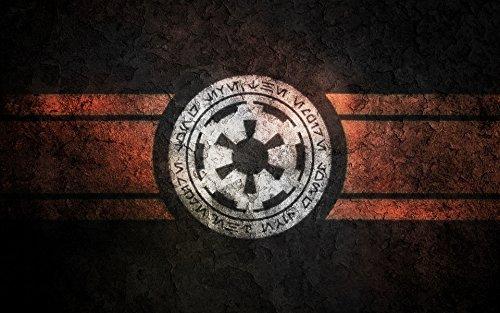 24?x 12?Inch Star WarsコレクションEmpireロゴVader Anakinシンボル延長マウスパッドマウスマット
