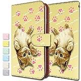 [KEIO ブランド 正規品] Xperia XZ SO-01J ケース 手帳型 ネコ 猫 キャット 猫柄 so01j 手帳型ケース 動物 どうぶつ アニマル Xperia カバー XZ カバー SO-01J かりな エクスペリア ケース エクスペリアxz 猫 ケース 猫 ねこ ケース ネコ 肉球 猫吸 cat 黄色 イエロー 黄色 ittnかりなt0521