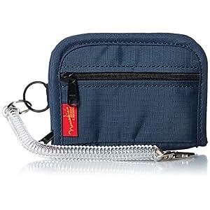 [ノーマディック] 財布 二つ折り財布 SA-01 紺