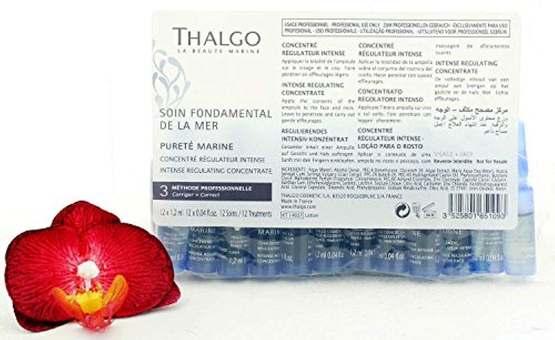 南アメリカ速い受取人タルゴ Intense Regulating Concentrate (Salon Product) 12x1.2ml/0.04oz並行輸入品