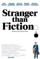 Stranger Than Fictionムービーポスター1Sidedオリジナル27x 40WILL FARRELL
